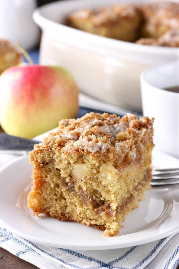 Apple Cake Recipe With Lots Of Apples
