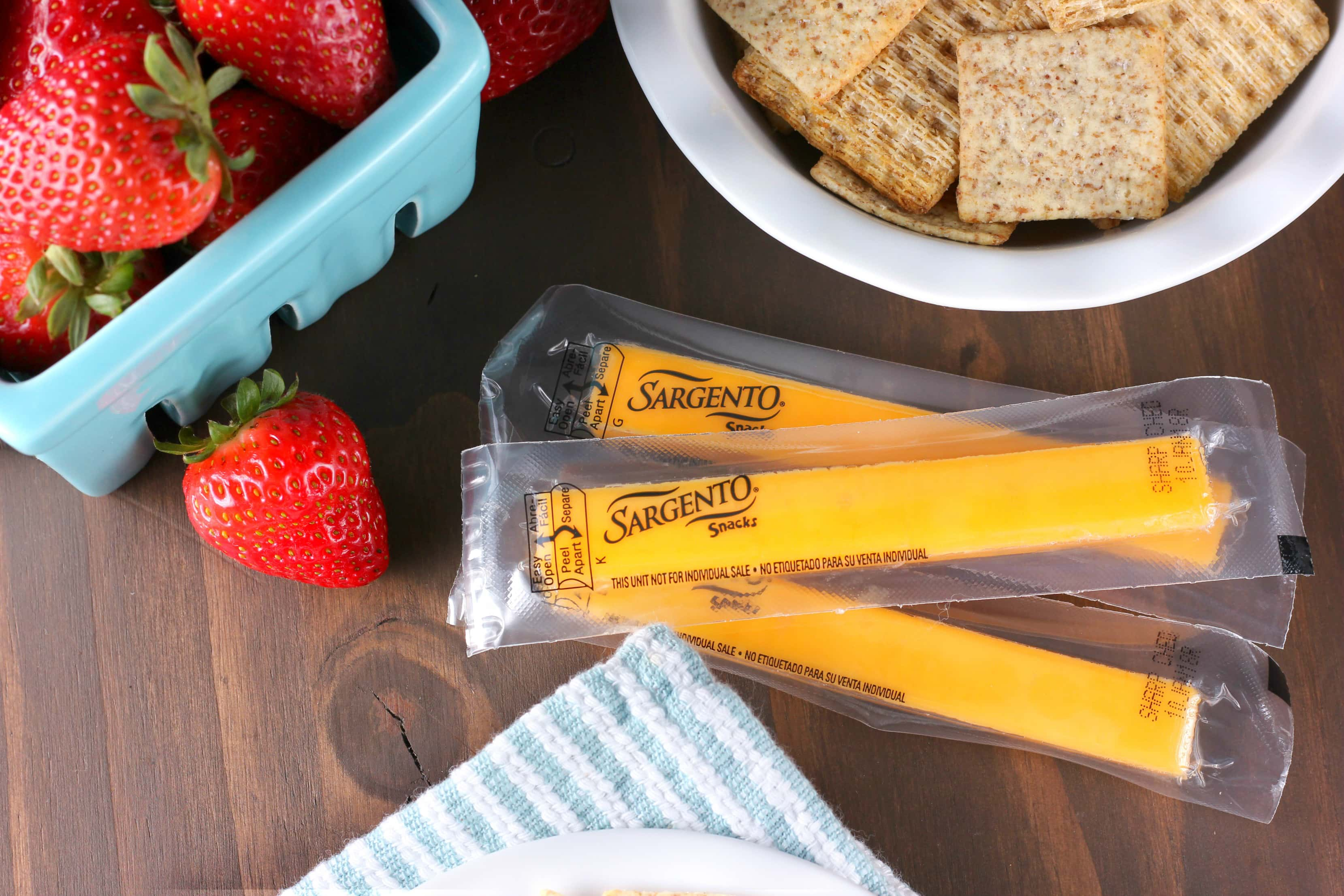 Sargento Natural Cheddar Cheese Snacks