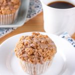 Pear Chai Muffins Recipe from A Kitchen Addiction