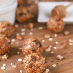 Easy Carrot Cake Granola Bites Recipe