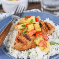Grilled Chili Lime Turkey Tenders