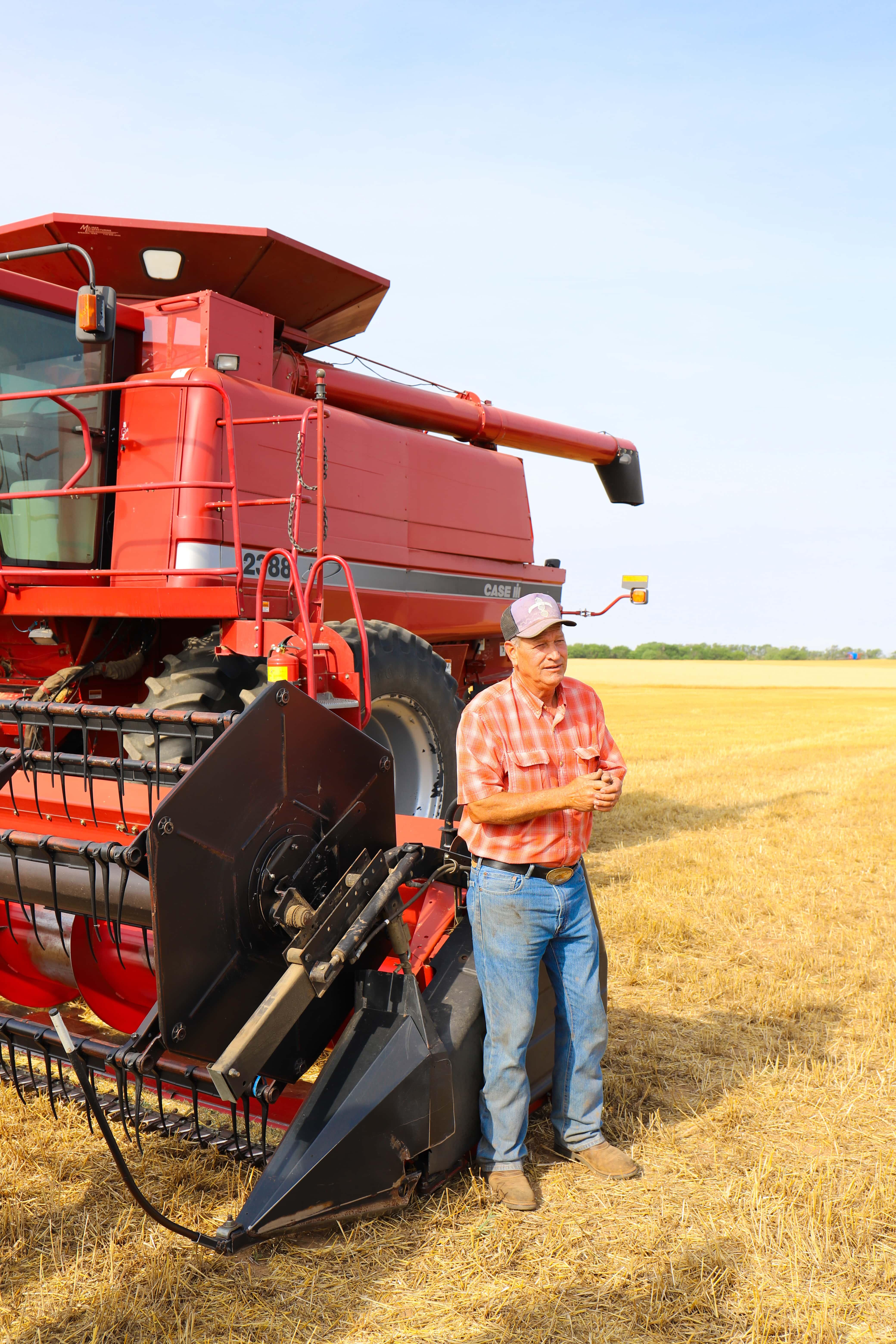 Farmer Scott VanAllen