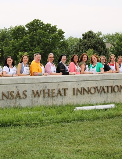 Kansas Wheat Innovation Center Wheat 2 Bread Tour