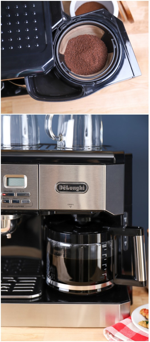 De'Longhi Coffee Maker