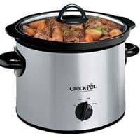 Crock-Pot 3-Quart Slow Cooker
